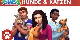 Die Sims 4 - Hunde und Katzen!