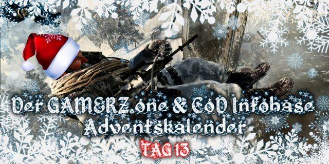 GAMERZ.one & CoDInfobase Adventskalender – TÜR 13