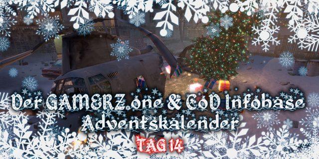 GAMERZ.one & CoDInfobase Adventskalender – TÜR 14