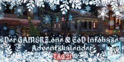 GAMERZ.one & CoDInfobase Adventskalender – TÜR 21