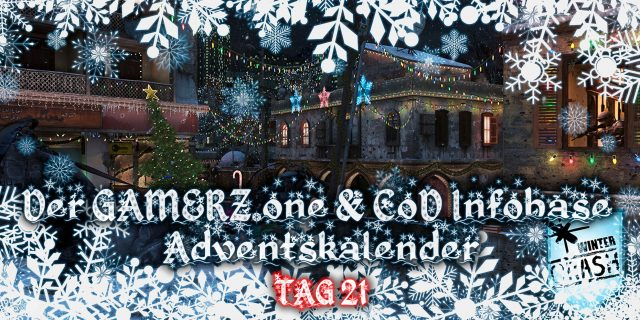 GAMERZ.one & CoDInfobase Adventskalender – TÜR 21
