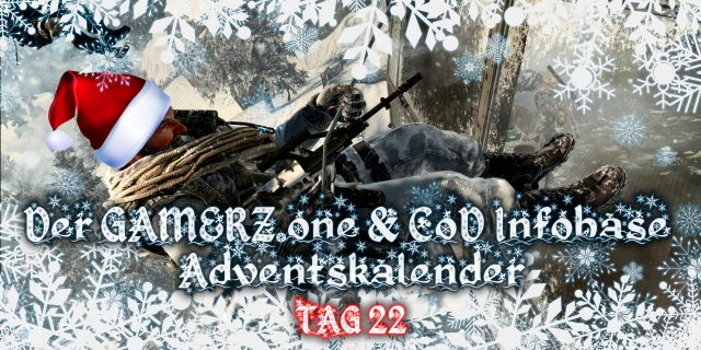 GAMERZ.one & CoDInfobase Adventskalender – TÜR 22
