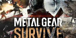 Metal Gear Survive - Extra Speicherplatz nur für Echtgeld