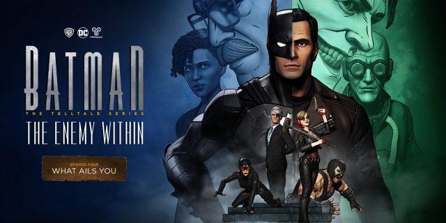 Batman: The Enemy Within - Release-Datum für die vierte Staffel bekanntgegeben