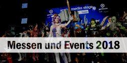 Messen und Events 2018