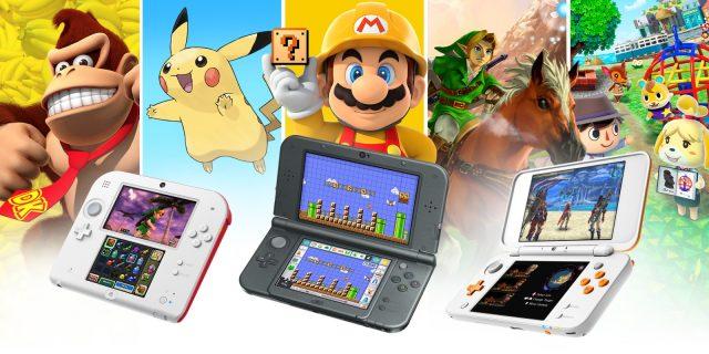 Nintendo plant weiterhin Verkauf von neuen 3DS