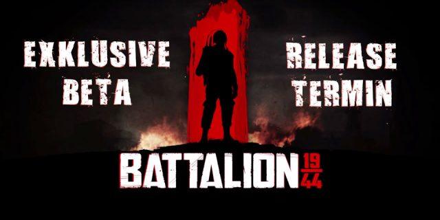 Battalion 1944 - Der Release Termin ist endlich bekannt
