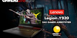Im GAMERZ.one Tech Check: Lenovo Legion Y920