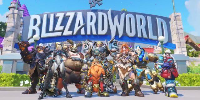 Overwatch - Blizzard World und mehr!