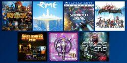 PlayStation Plus: Die Gratis-Spiele für Februar 2018
