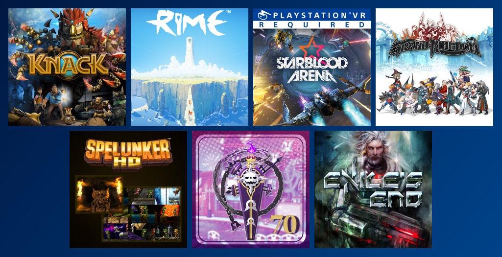 PS Plus Gratis Spiele Februar 2018