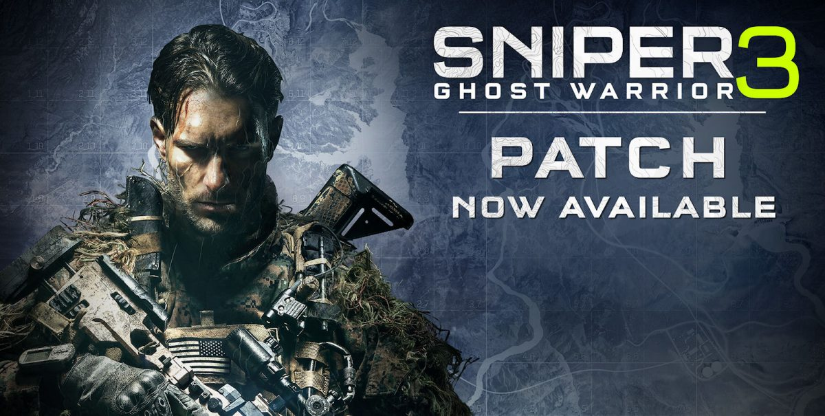 Sniper Ghost Warrior 3 Patch