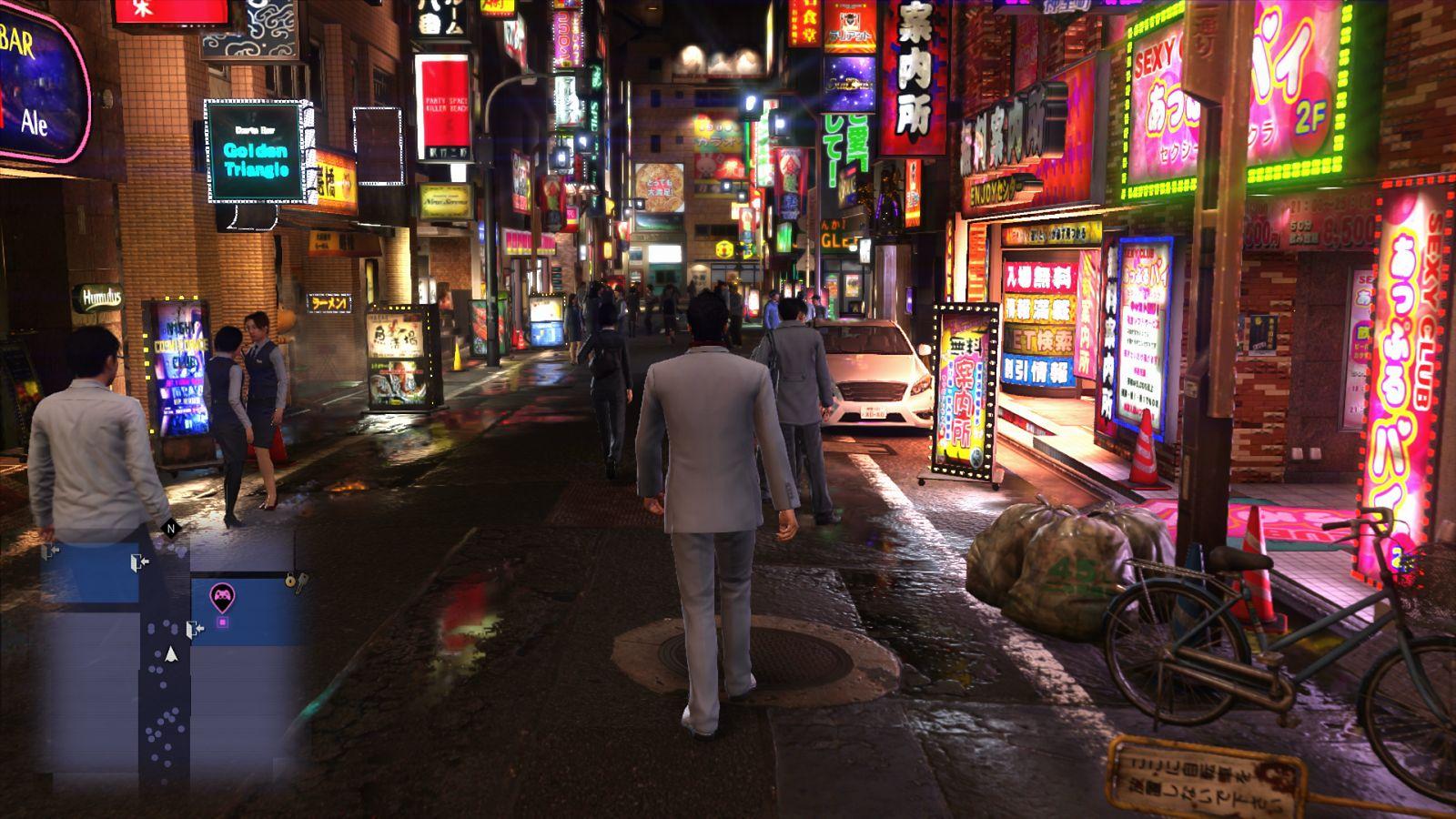 Yakuza 6 Cityview