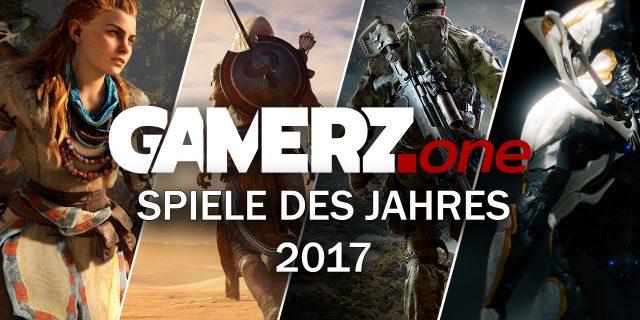 Spiele des Jahres 2017 aus der Redaktion!