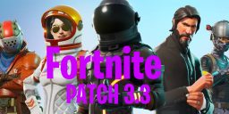 Fortnite Battle Royale - Patch 3.3 bringt neuen Wind ins Spiel