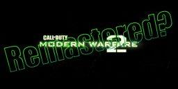 CoD MW2 Remastered - erscheint eine Neuauflage?