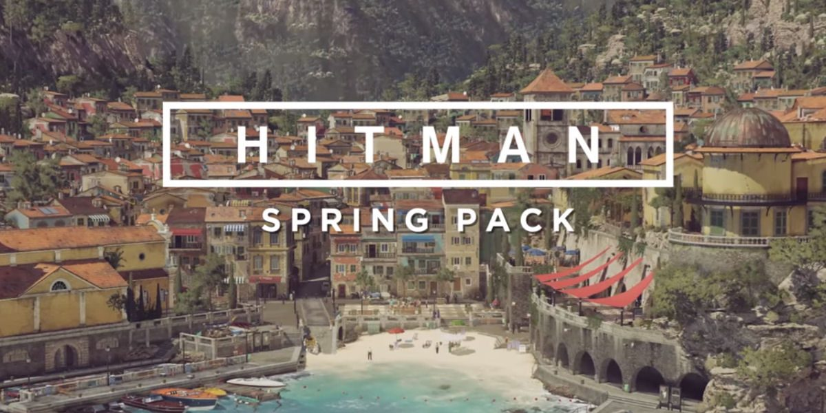 HITMAN Spring Pack Titel