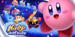 Kirby Star Allies – Kirby's erstes Switch Abenteuer im Gamerz.one Review!