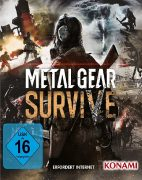 Metal Gear Survive auf Gamerz.One