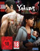 Yakuza 6 auf Gamerz.One