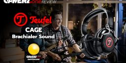Im Gamerz.one Tech-Check: Teufel CAGE Headset