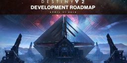Destiny 2 - Bungie veröffentlicht neue Roadmap