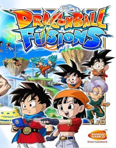 Dragon Ball Fusions auf Gamerz.One