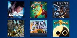 PlayStation Plus: Die Gratis-Spiele für Mai 2018