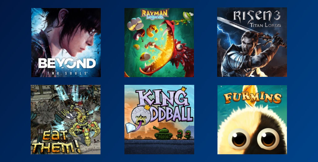 PS Plus Gratis Spiele Mai 2018