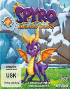 Spyro Reignited Trilogy auf Gamerz.One
