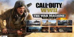 COD: WWII - DLC 2 The War Machine ab sofort für Xbox verfügbar