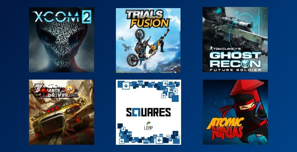 PS Plus Gratis Spiele Juni 2018