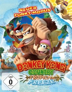 Donkey Kong Country: Tropical Freeze auf Gamerz.One