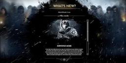 Frostpunk - Survivor Mode veröffentlicht