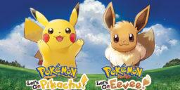 Pokemon: Let's Go! - Pikachu und Evoli werden Hauptdarsteller