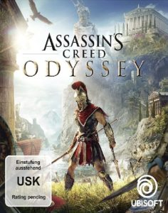 Assassins Creed Odyssey auf Gamerz.One