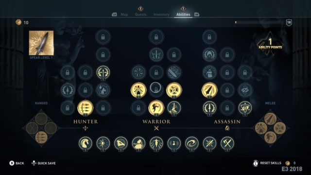 Assassins Creed Odyssey Equipment