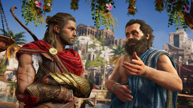 Assassins Creed Odyssey Sokrates