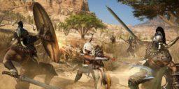 AC Odyssey - weitere Fakten zum Spiel