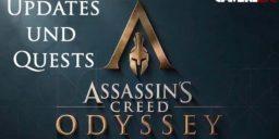 AC Odyssey - Wöchentliche Updates und variablere Quests