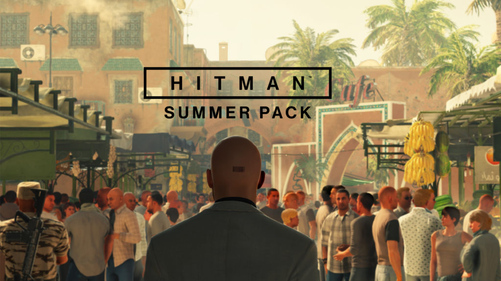 Hitman Summer Pack