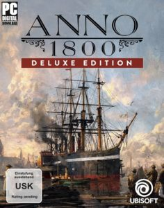 Anno 1800 auf Gamerz.One