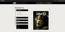 Fallout 76 - Fallout 76 – Anfangs nicht auf Steam & B.E.T.A.