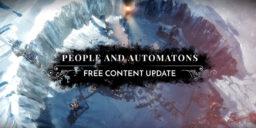 Frostpunk - People and Automatons jetzt erhältlich