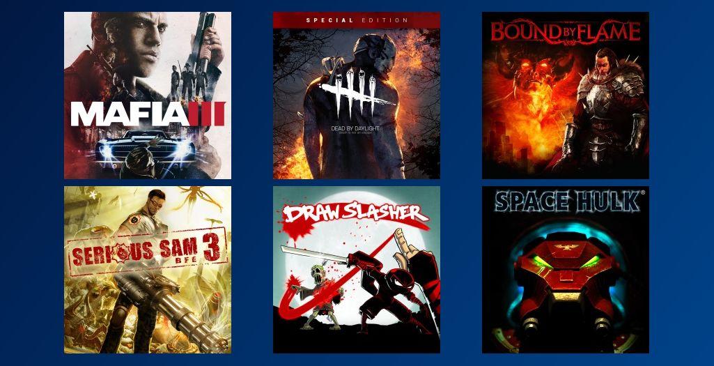 PS Plus Gratis Spiele August 2018