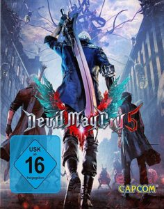 Devil May Cry 5 auf Gamerz.One