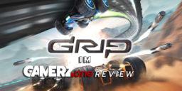 GRIP: Combat Racing - Trotzt der Schwerkraft und lasst die Fetzen fliegen