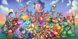 Spyro Reignited Trilogy - Spyro kehrt nach 10 Jahren auf den Bildschirm zurück