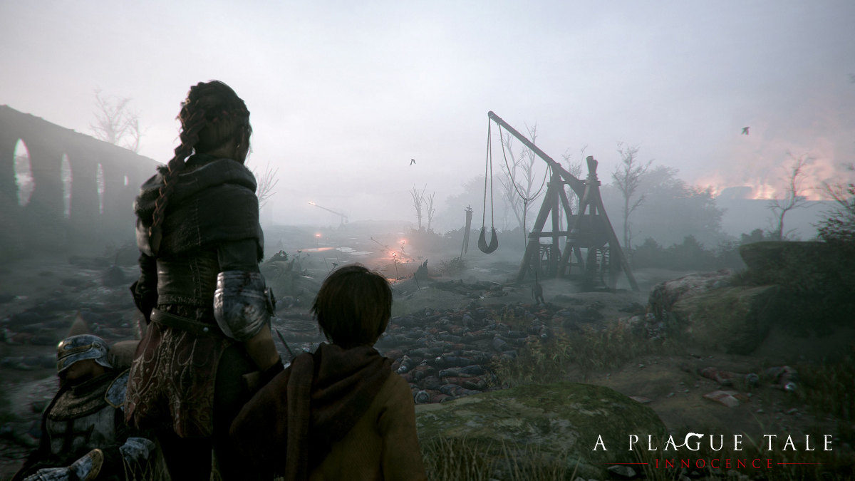 A Plague Tale Open World.