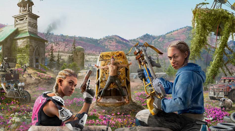 Far Cry Open World